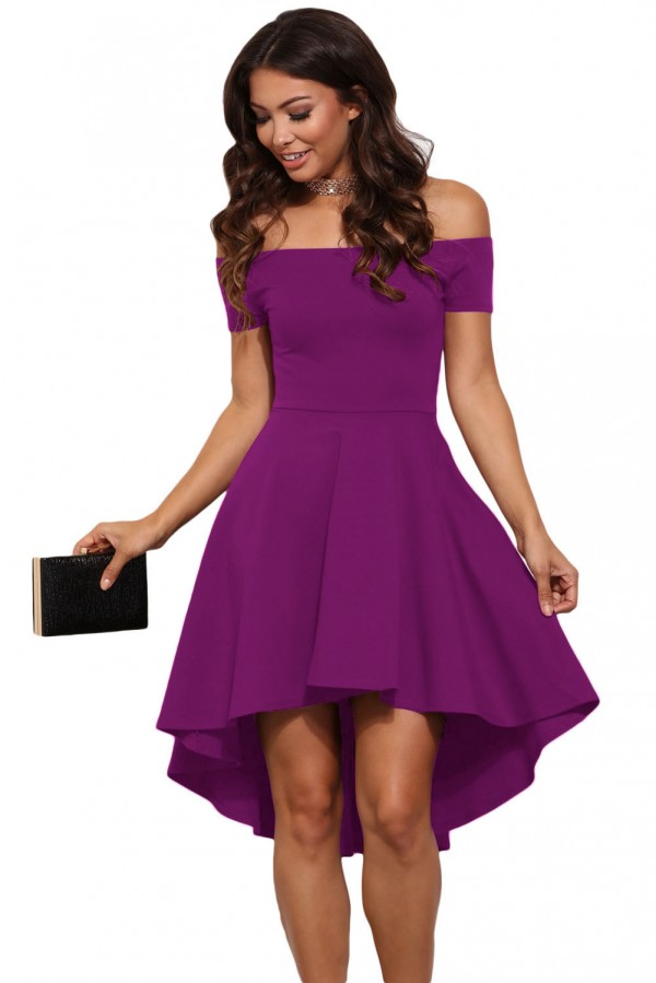 rosy-all-the-rage-skater-dress-lc61346-6-1