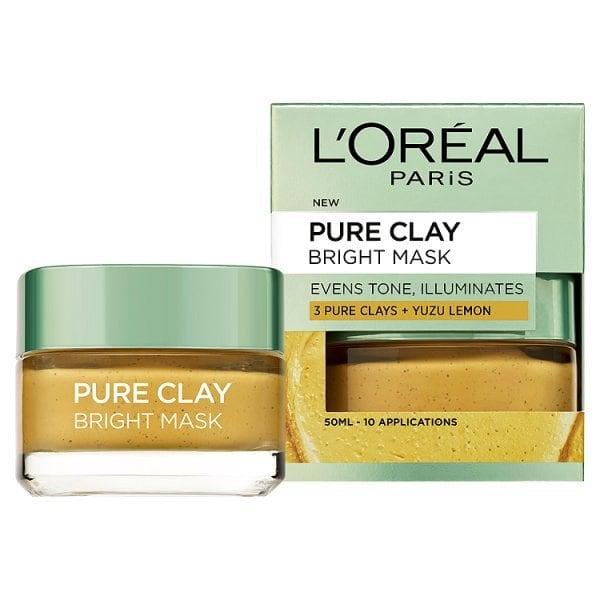 LOreal-Paris-Pure-Clay-Bright-Face-Mask-50ml-Bangladesh